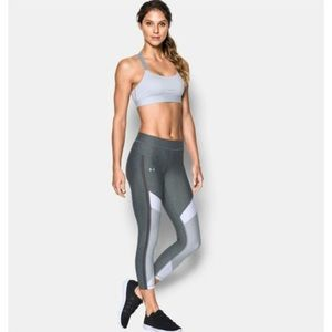 Under Armour   HeatGear Color Block Ankle Tights